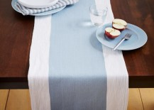 Blue-and-white-dining-table-runner-from-West-Elm-217x155