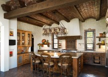 Today we flip through 30 gorgeous kitchens that revel in the rustic charm  of stone walls while adapting effortlessly to combine modern ergonomics and  ...