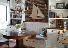 Brick-wall-feature-in-the-modern-dining-room-with-rustic-twist-217x155