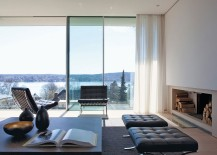 Captivating view of Lake Starnberg from the living space of House S 217x155 A View to Savor: Sophisticated and Minimal S House Overlooking Lake Starnberg