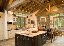 Charming-rustic-kitchen-in-timber-and-stone-217x155