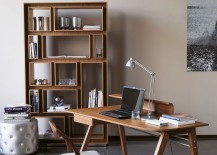 Classic writing desk Pablo from Porada