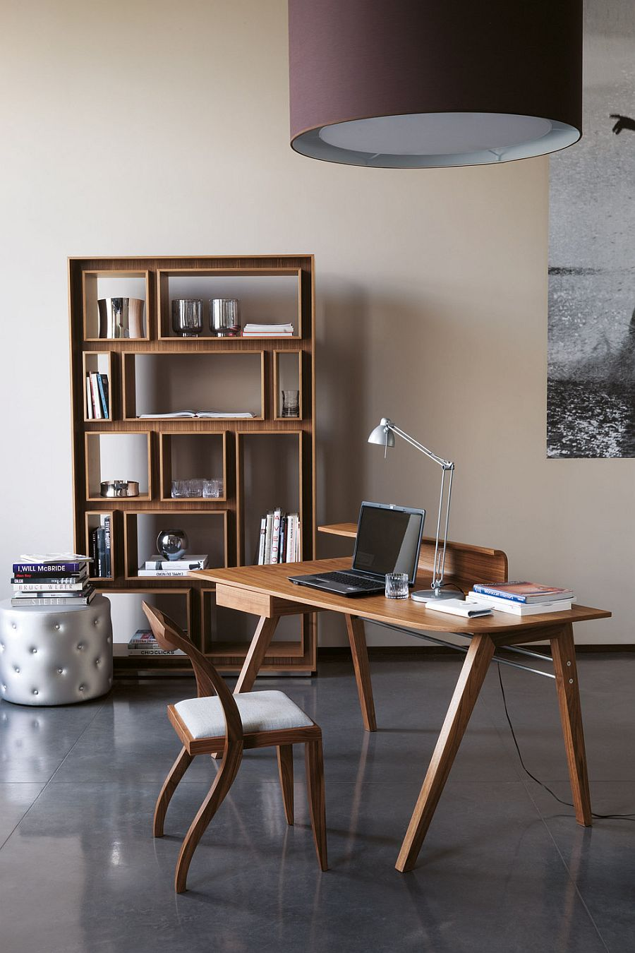 5 trendy desks to complete the perfect modern home office - Mobilier de bureau contemporain ...