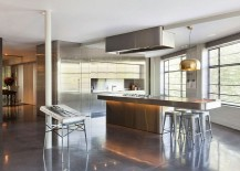 Contemporary-kitchen-and-pantry-of-the-awesome-London-penthouse-217x155