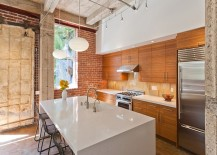 Contemporary-kitchen-with-bamboo-cabinetry-and-contrasting-textures-217x155