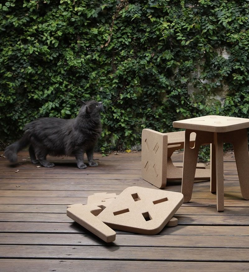 Cork-Children's-stool-by-PLYco