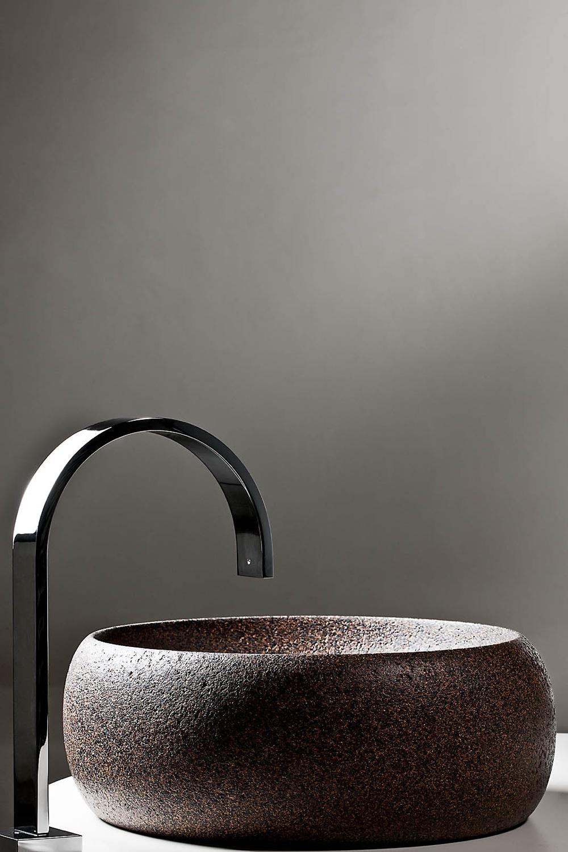 Cork handbasin
