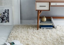 Cozy wool shag rug from West Elm 217x155 A New Rug for the New Year