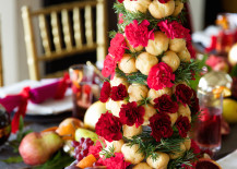 Croquembouche from Camille Styles