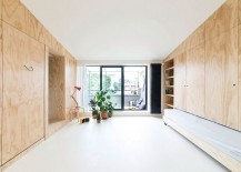 Custom design solutions for the tiny modern apartment