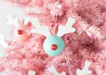 DIY Rudolph ornaments from StudioDIY 217x155 Christmas Eve Ideas for a Festive Gathering
