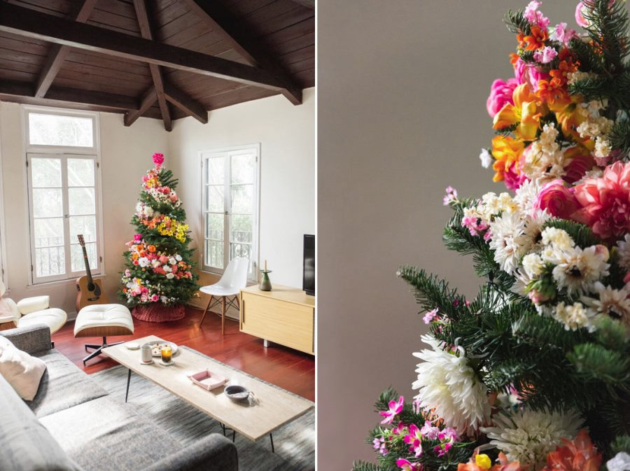 DIY floral tree from Design Love Fest