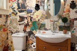 Craft Your Style: Decoupage and Decorate with Custom Wallpaper