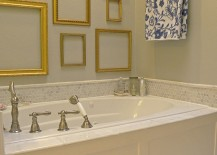 Empty-picture-frames-add-golden-glint-to-the-shabby-chic-style-bathroom-217x155