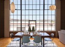 Exposed-strip-of-bricks-adds-raw-edginess-to-the-dining-room-217x155