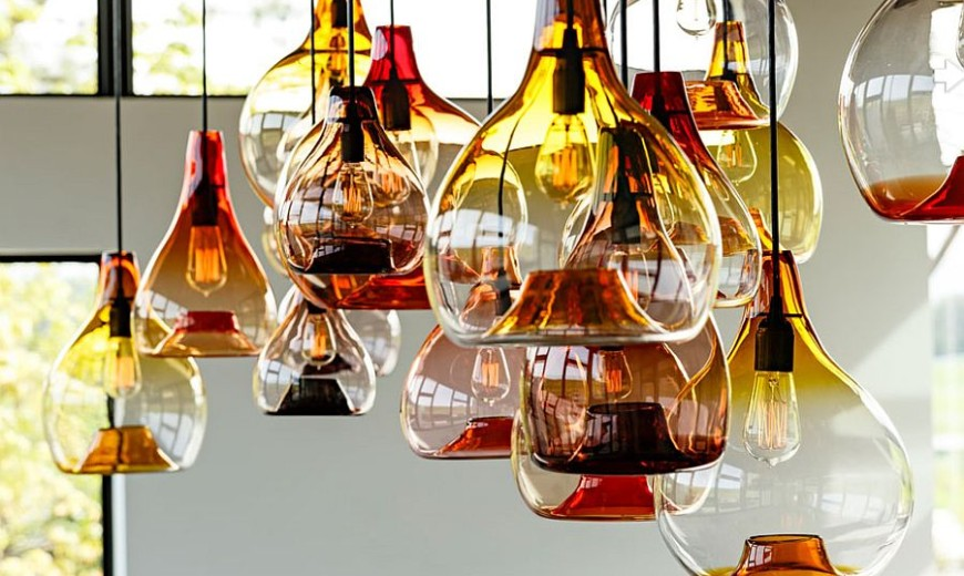 Bottled Brilliance: Sparkling Pendants Unleash Color and Charisma