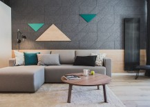 Fun-way-to-add-geometric-pattern-to-the-small-living-space-using-felt-217x155