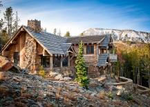 Dancing Hearts: Picture-Perfect Hillside Escape in Montana!
