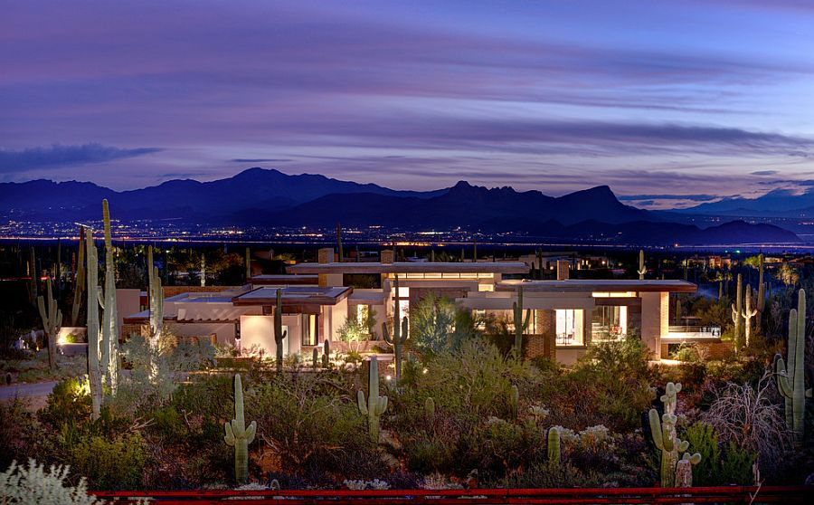 Gorgeous Damon Residence in Tucson, Arizona