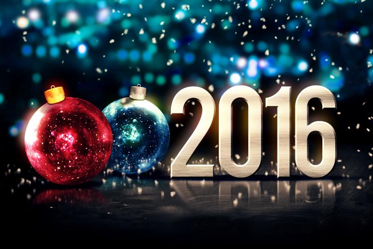 Happy New Year 2016 Decoist Wishes You a Happy New Year!