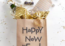 7 New Year\'s Eve Party Favor Ideas