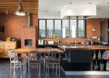 Innovative-design-of-the-kitchen-island-also-offer-a-brilliant-dining-space-217x155