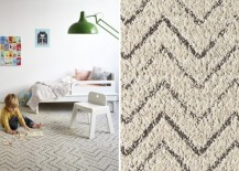 Jump Jive rug from Flor