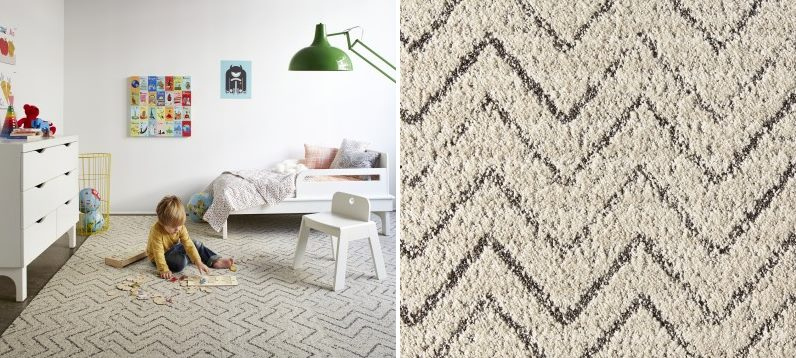 Create Your Own Nursery Rug With Flor