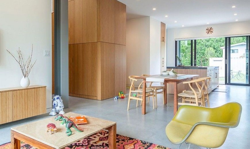 Grade House in East Vancouver Delivers Clean, Affordable Design
