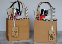 Kiss Me Kits for New Year's Eve