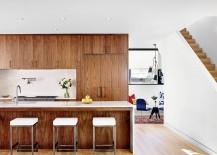 Kitchen-draped-in-walnut-veneer-brings-warmth-to-the-modern-interior-217x155