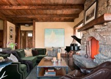 Living-area-of-the-fabulous-log-cabin-with-stone-fireplace-217x155