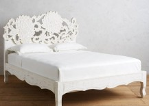 Lovely handcarved bed from Anthropologie