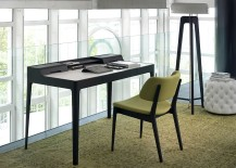 Lovely-modern-desk-with-sleek-walnut-frame-fits-in-with-any-style-217x155