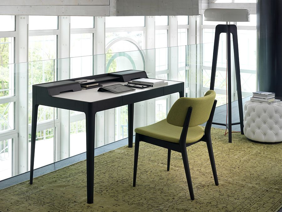 5 trendy desks to complete the perfect modern home office - Scrittoio moderno design ...
