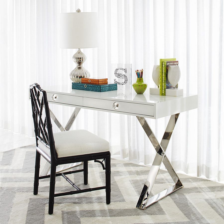 Trendy Desk Supplies: 5 Trendy Desks To Complete The Perfect Modern Home Office