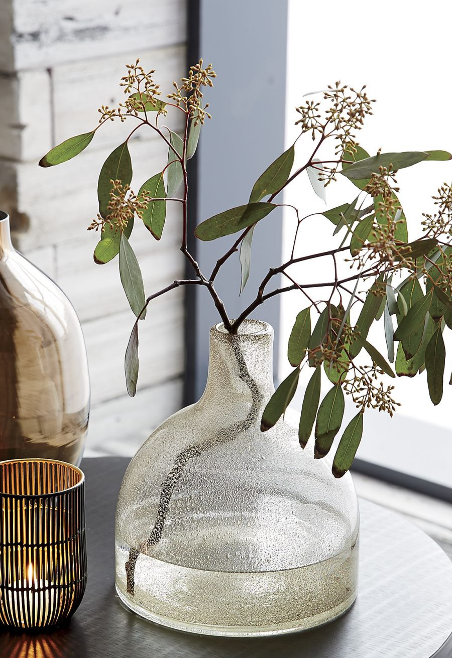 Modern vase from Crate & Barrel