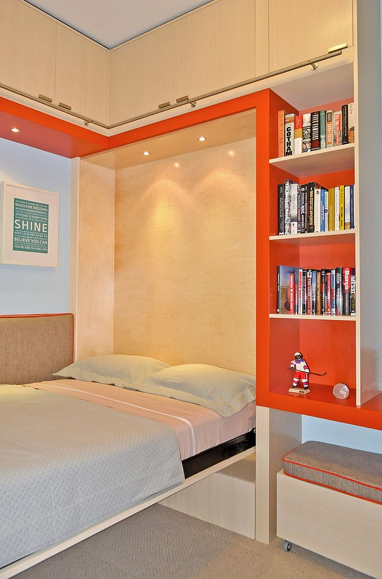 Rooms: A Perfect Blend: Combing The Playroom And Guestroom In Style