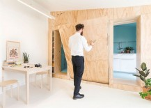 Murphy-bed-that-folds-away-when-not-needed-for-the-tiny-Italian-apartment-217x155