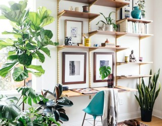 15 Nature-Inspired Home Office Ideas for a Stress-Free Work Space