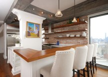 Open-shelving-gives-the-eclectic-kitchen-a-breezy-ambaince-217x155