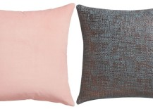 Pair of pillows from CB2