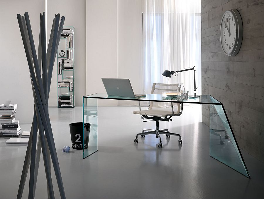 Penrose desk by Isao Hosoe