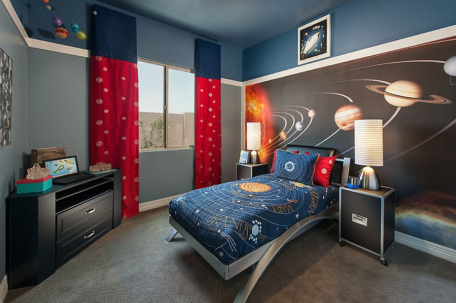 25 cool kids bedrooms that charm with gorgeous gray rh decoist com