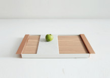 Perimeter tray from Ladies Gentlemen Studio 217x155 At the Table: Serving Pieces That Double as Works of Art