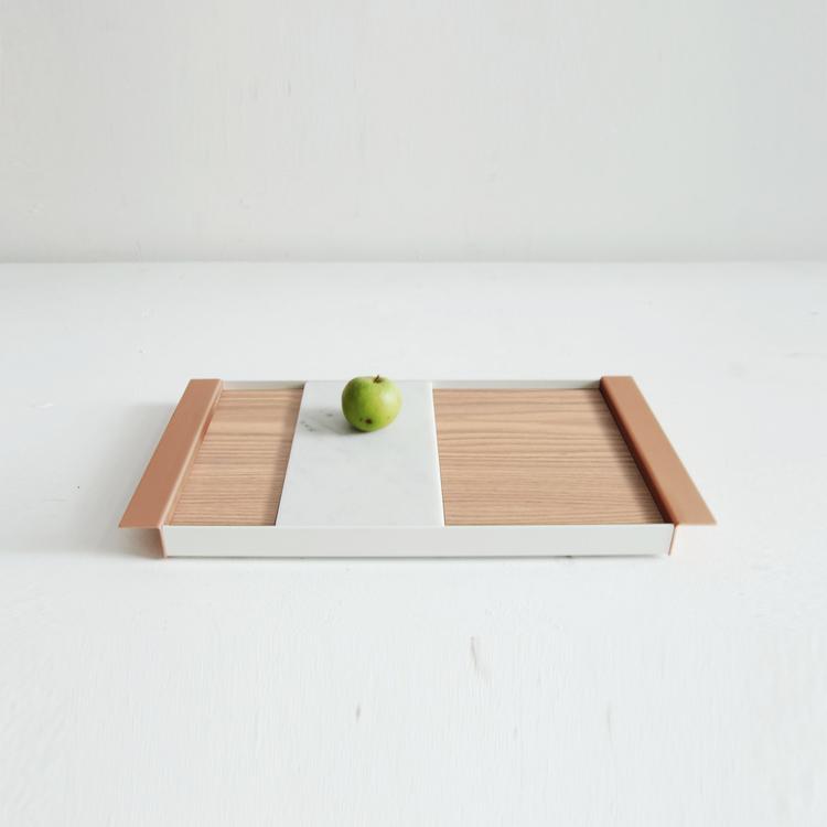 Perimeter tray from Ladies & Gentlemen Studio