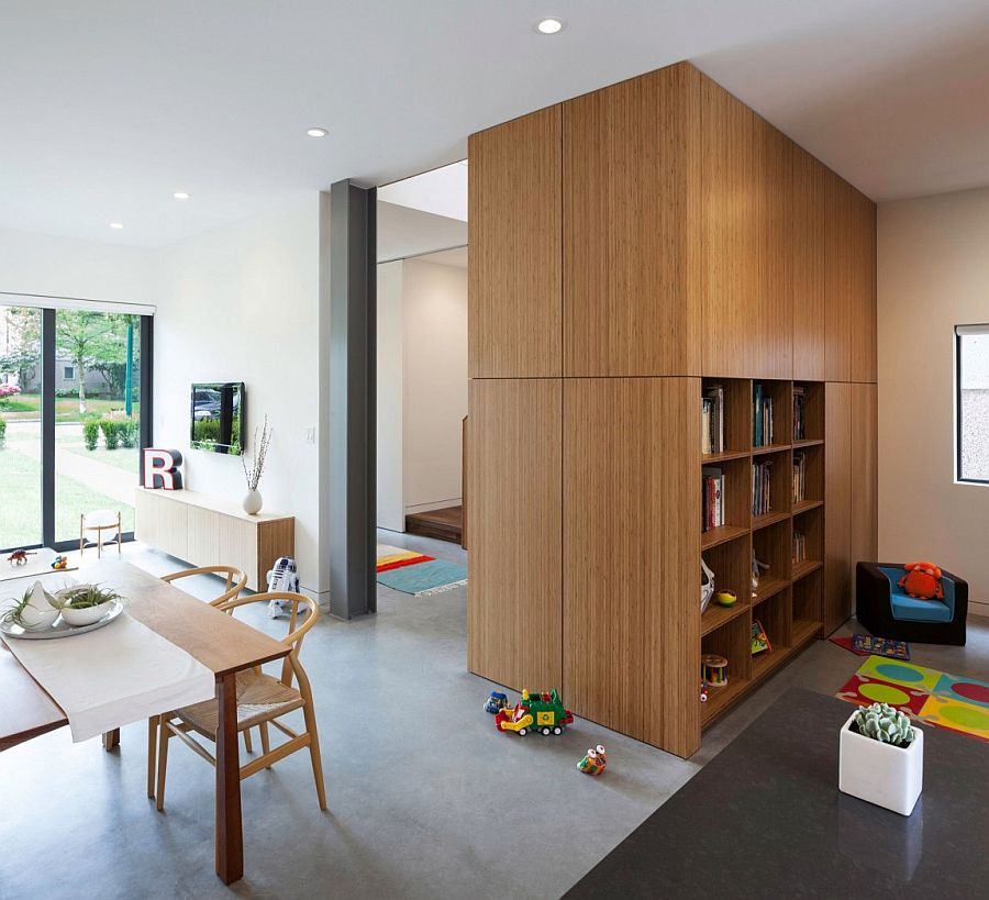 Modern House Design On Small Site Witin A Tight Budget: Grade House In East Vancouver Delivers Clean, Affordable