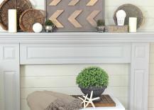 Rustic-arrow-art-for-a-fireplace-mantel-217x155