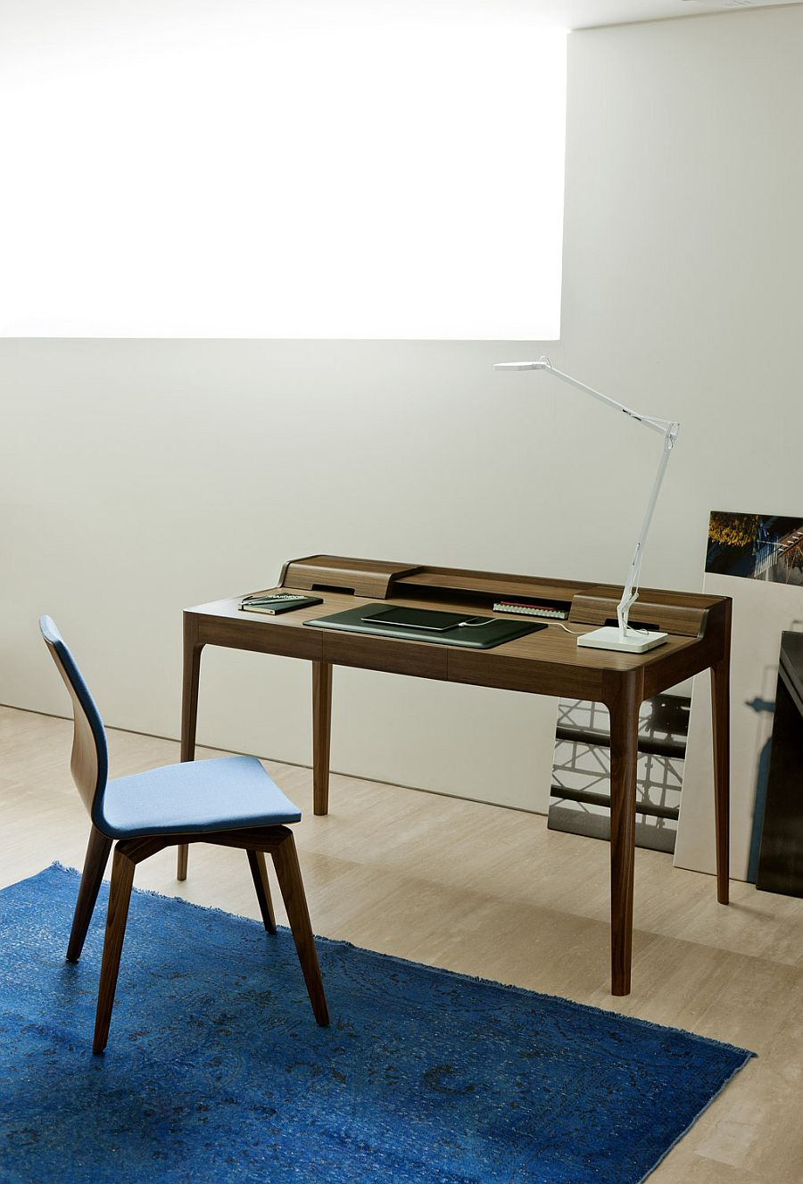 Saffo desk from Porada by C. Ballabio