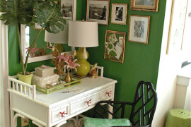 Fantastic Home Office Dcor Ideas  Swoon This Beautifully Serene Office Space